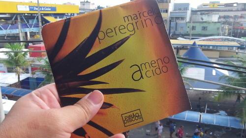 Ameno Ácido, disco de Marcelo Peregrino